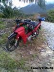 Motosikal...